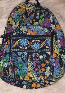 Vera Bradley backpack floral flowers